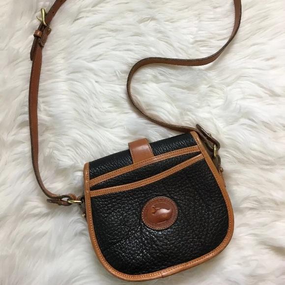 Dooney \u0026 Bourke vintage mini crossbody purse